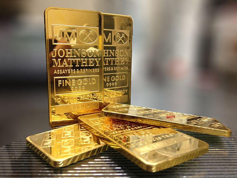 10 Oz Gold Orted Bars Online