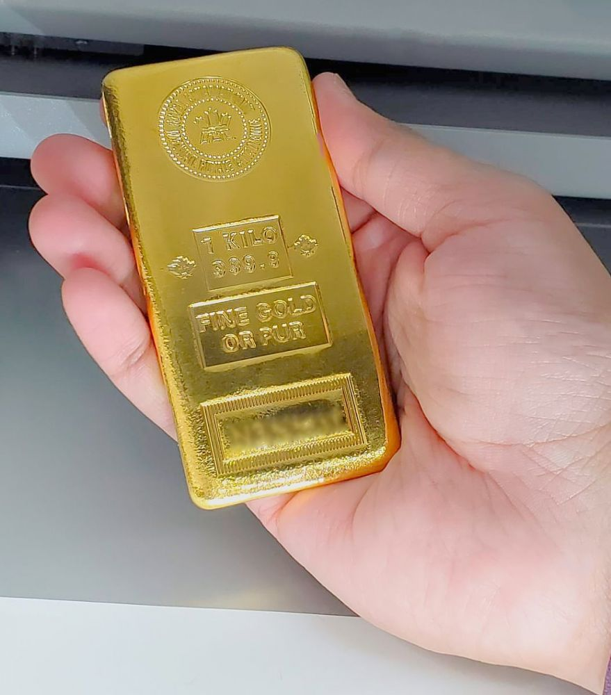 Buy 1 Kilo Kg Gold Bar Online Gold Stock