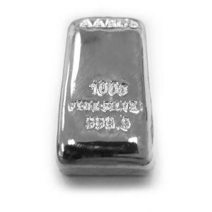 100 Gram AARUS Silver Bar