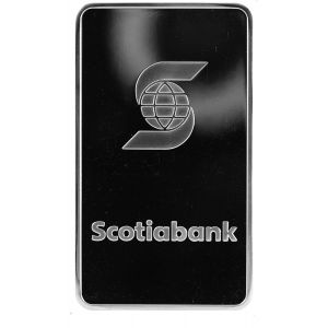 10 OZ SILVER SCOTIABANK BAR back