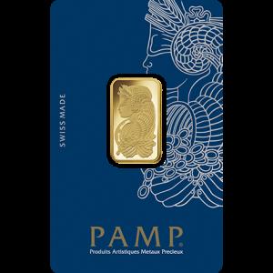 10 GRAM GOLD PAMP SUISSE BAR