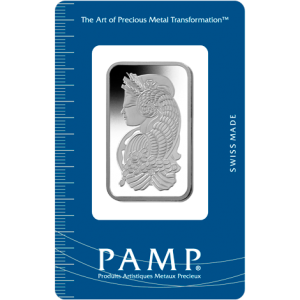 1 OZ PALLADIUM BAR - PAMP SUISSE OR SIMILAR BRAND FRONT