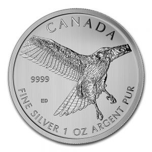 1-oz-silver-canadian-red-tailed-hawk-coin-front