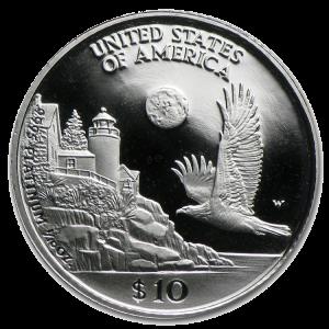 1998-W-1/10-oz-proof-platinum-american-eagle-w/Box
