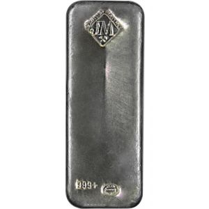 50 OZ SILVER JOHNSON MATTHEY OR SIMILAR PRODUCT